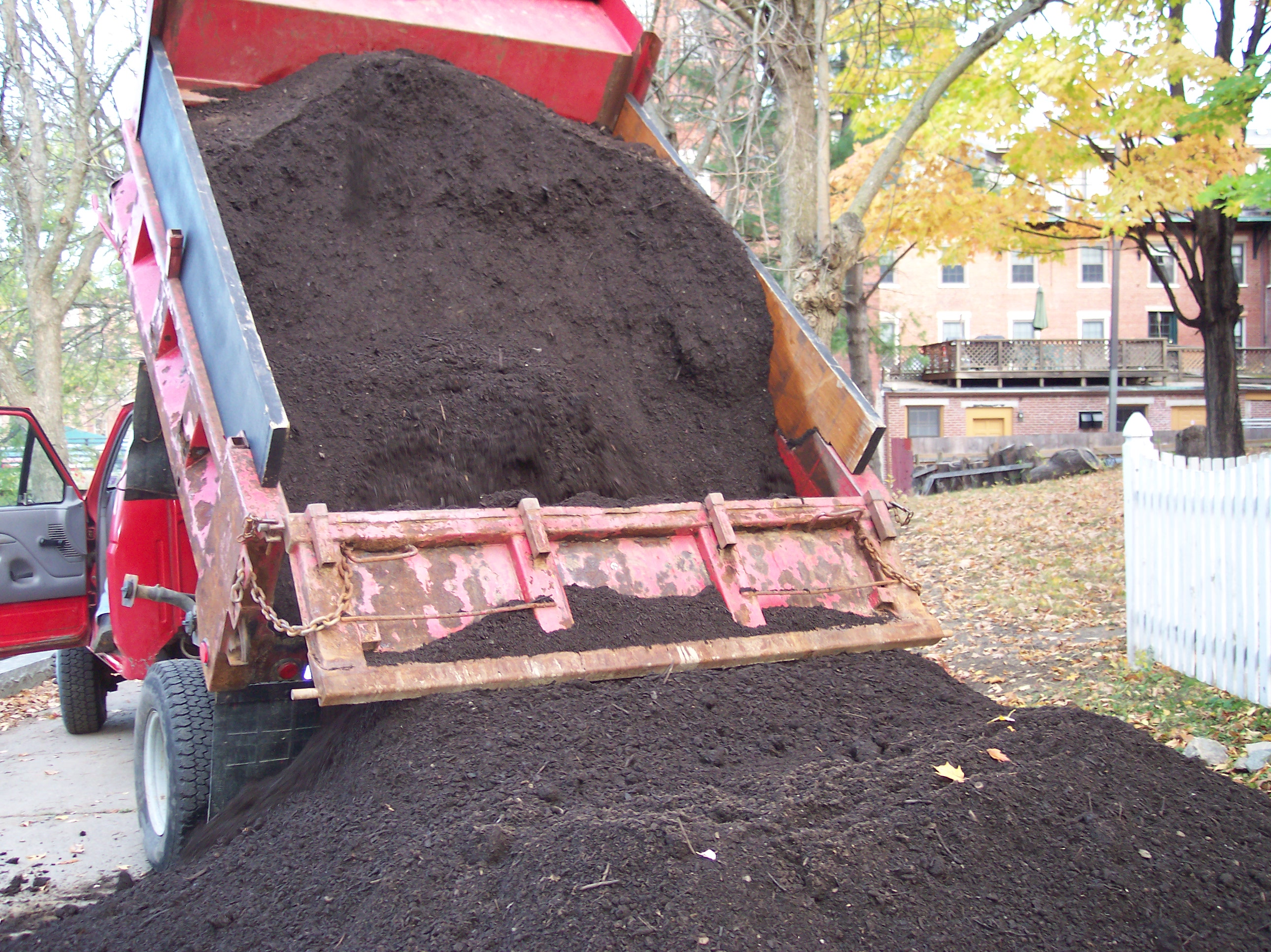 compost-being-delivered