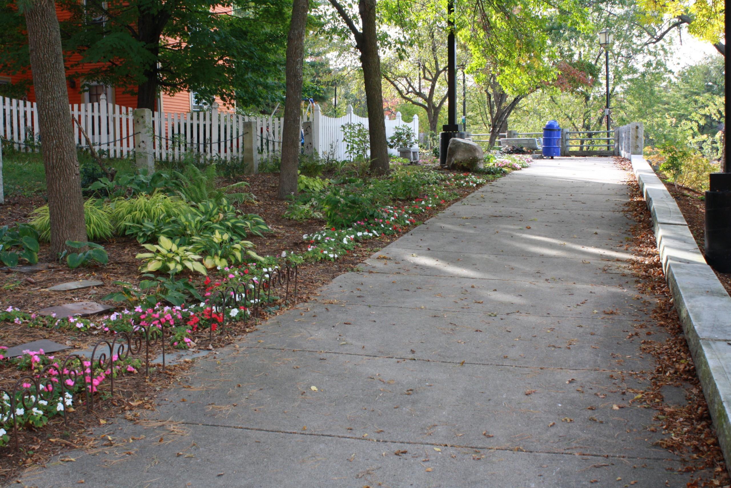 main-walkway