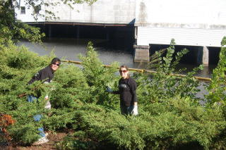 United Way Day of Caring September 2010 16